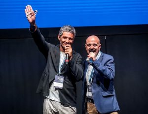 Giovanni Lo Storto e Fiorello