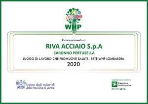 Riva Acciaio WHP Caronno